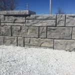 C.D Blue - Retaining Walls