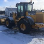 C.D Blue Forestry - Snow Removal