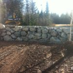 C.D. Blue Forestry - Retaining Walls