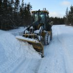 C.D. Blue Forestry - Snow Plowing & Removal