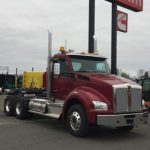 CD Blue Forestry - New Kenworth T880